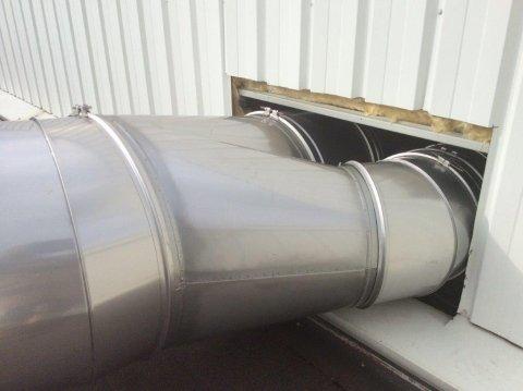 realizzazione di impianti filtrazione aria
