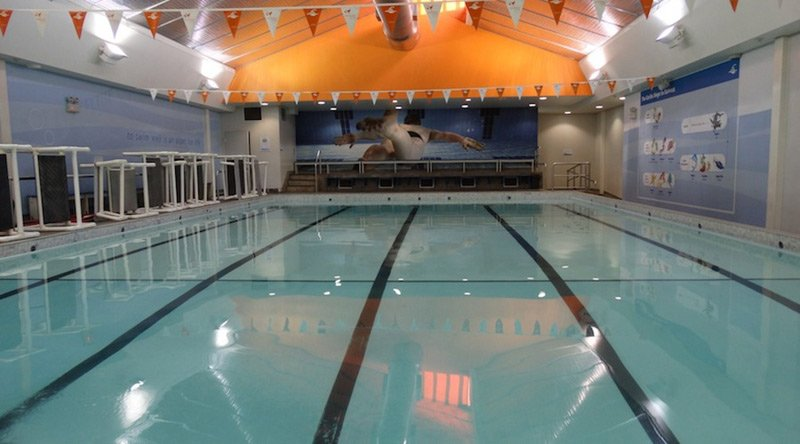 indoor swimming pool in perth