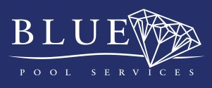 blue diamond pool services logo