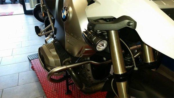 Moto BMW a Roma