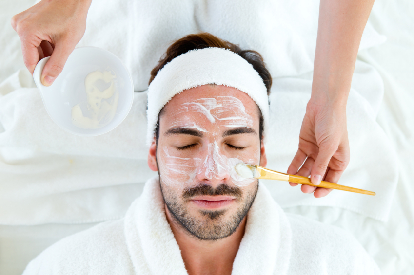 Men's Facial Treatment Houston, TX