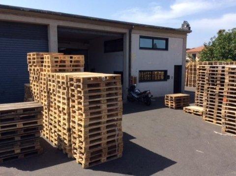 riciclaggio di pallets catania