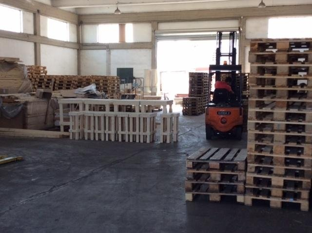 smaltimento pallets catania