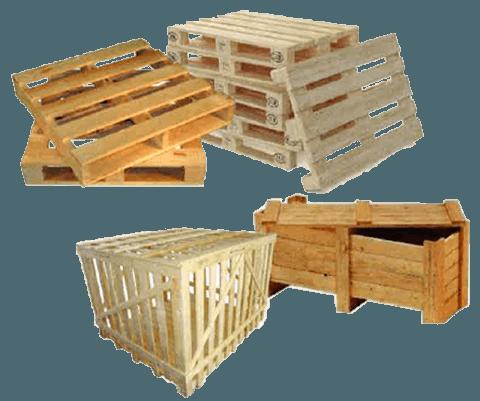 costruzione di pallets e bancali catania