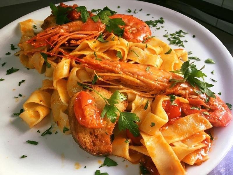 piatti da asporto Napoli