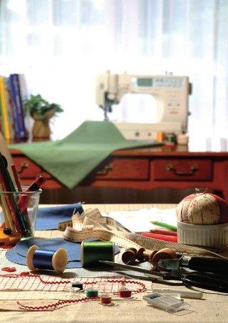materiale cucito e ricamo