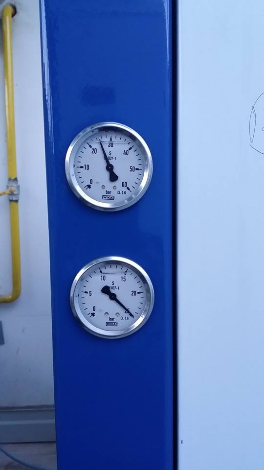 impianti di misurazione temperatura frigo