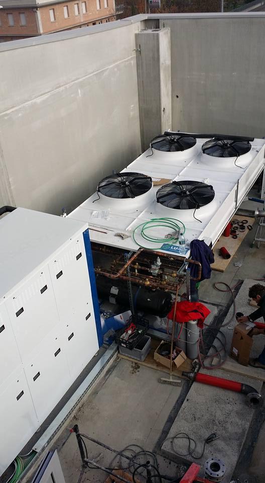 quattro ventole per frigoriferi