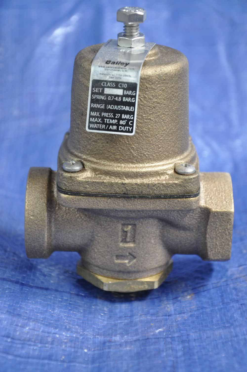 thick pipe valve