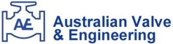 australian valve and engineering logo