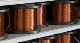 avvolgimento bobine elettriche