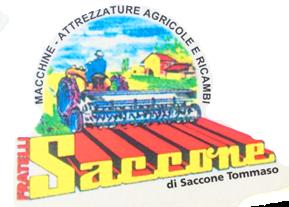 FRATELLI SACCONE MACCHINE AGRICOLE - LOGO