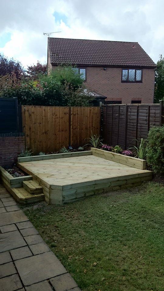 garden decks