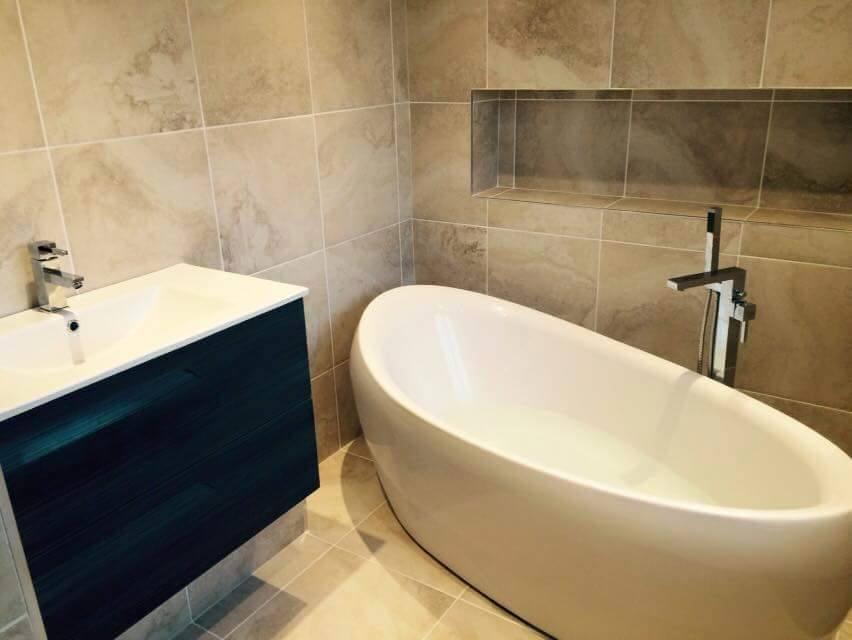 bath tub installers