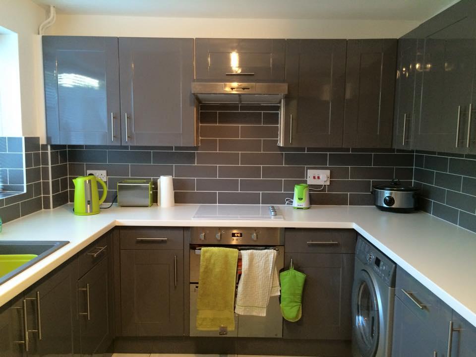 customised kitchens