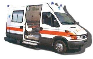 Nuova Sardegna Soccorso Cagliari | servizio auto ambulanza