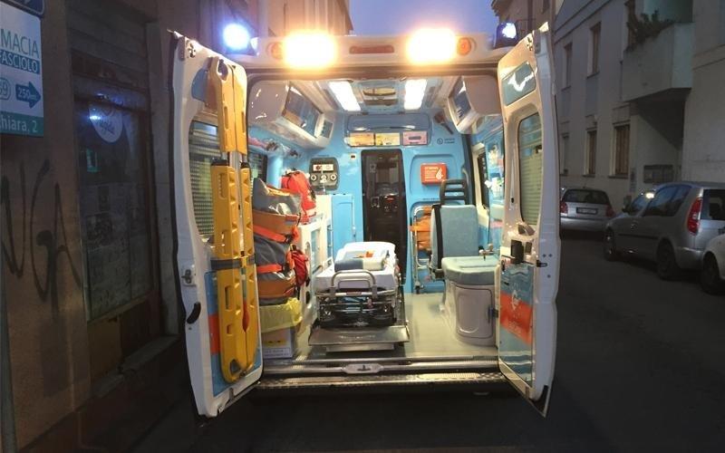 servizi auto ambulanze Cagliari e provincia