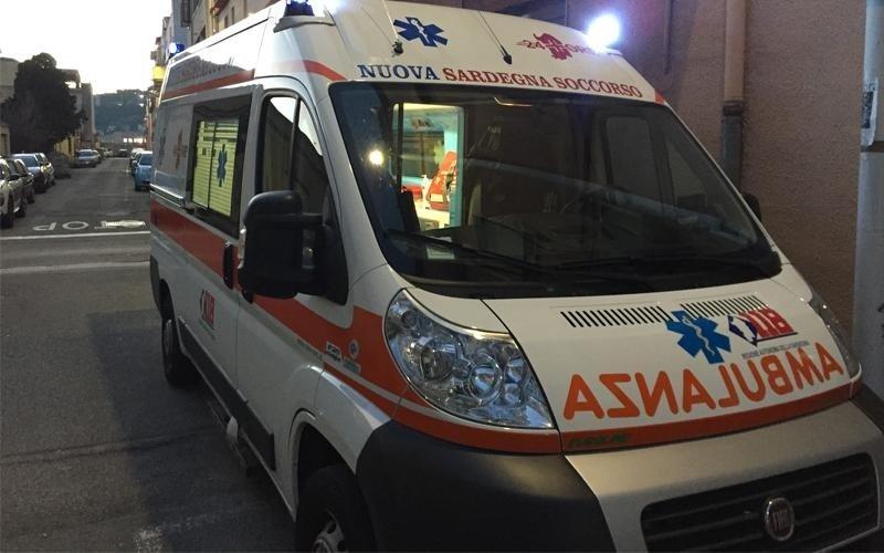 emergenza assistenziale urggenza ambulanza Cagliari