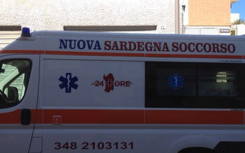 trasporto di sangue in ambulanza Cagliari