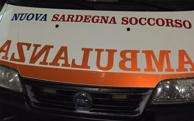 fornitura auto ambulanze