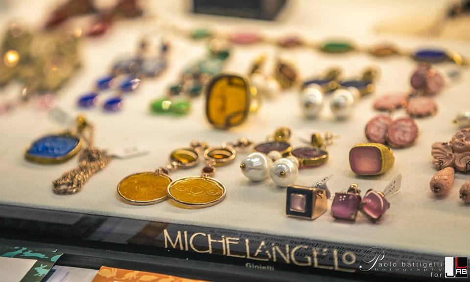 Michelangelo per i gioielli a Trieste