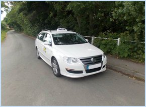 For a professional taxi  in Durham  call 0191 373 9333