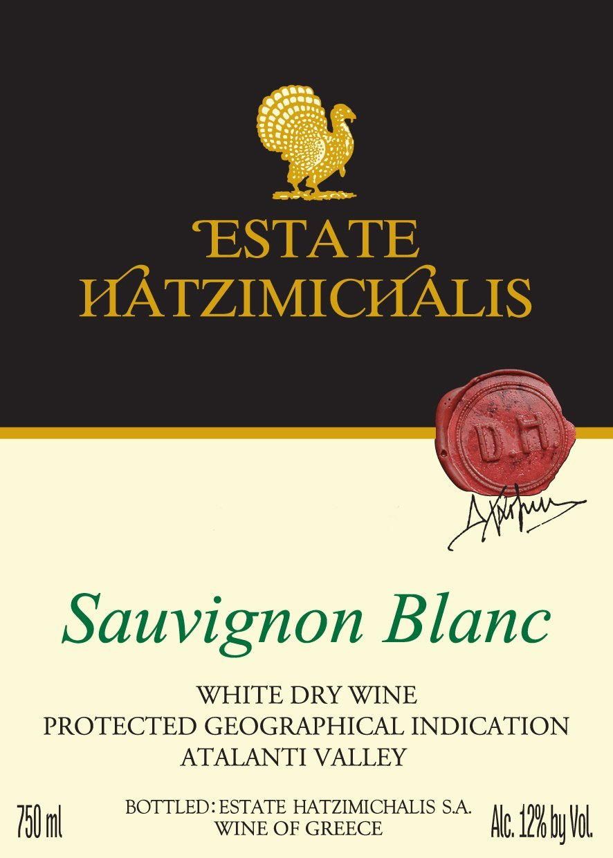 Sauvignon Blanc Hatzimichalis