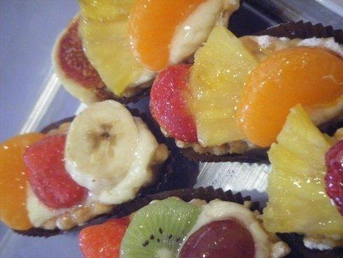 paste alla frutta