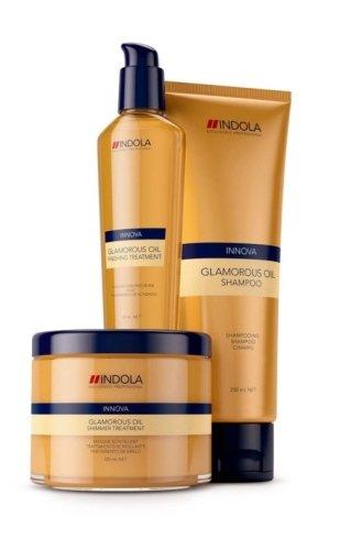 Indola_GlamorousOil prodotto capelli