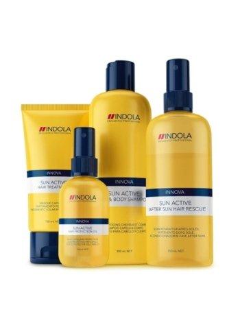 Indola_SunActive_Range prodotto capellii