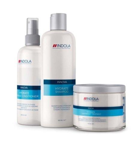 Indola_Group_Hydrate prodotto per capelli