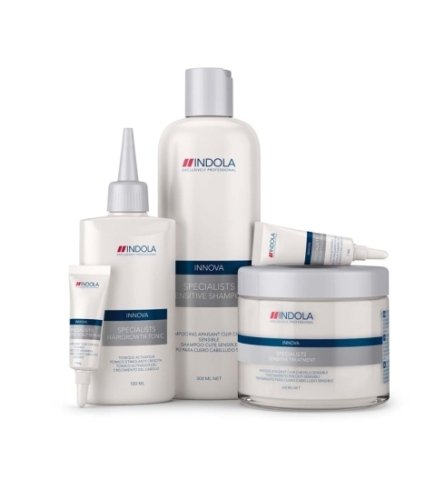 Indola_Group_Specialists prodotto per capelli