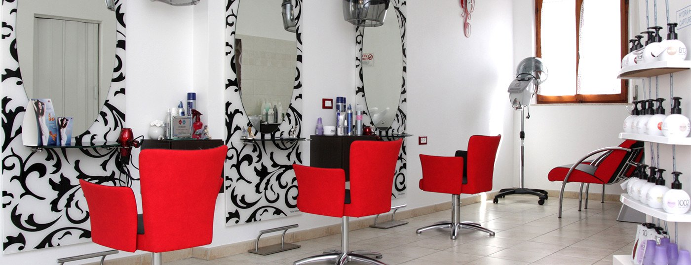 arredamento saloni parrucchieri