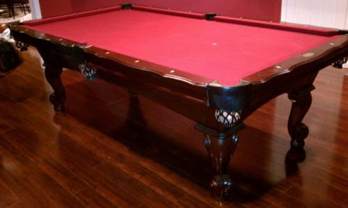 Pool Table Installation Service In Dc Md Va