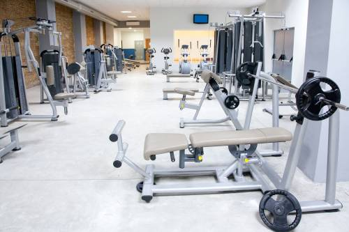 commercial exercise equipment assembly service in towson md