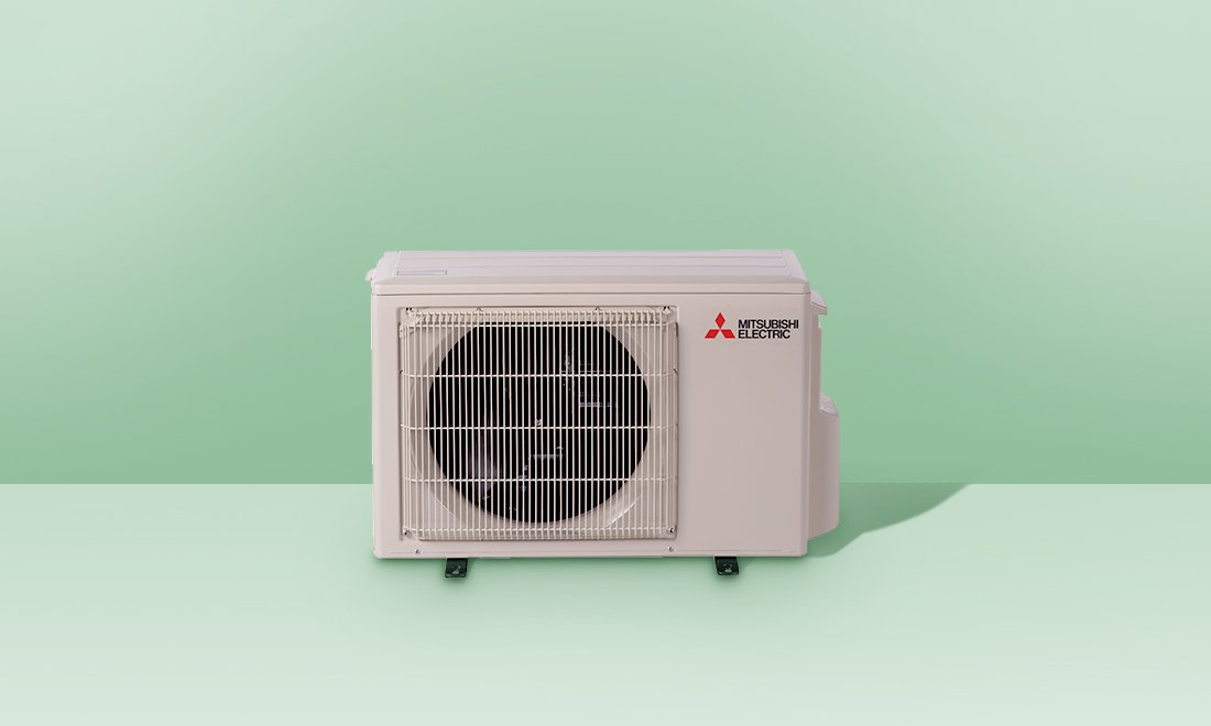Single-zone cooling only outdoor unit