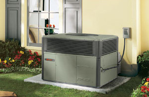 Cabinet Package heating in Gassville
