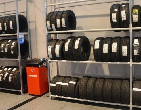 vasta scelta di pneumatici