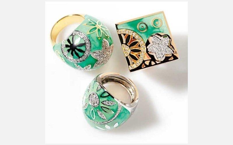 anelli verdi