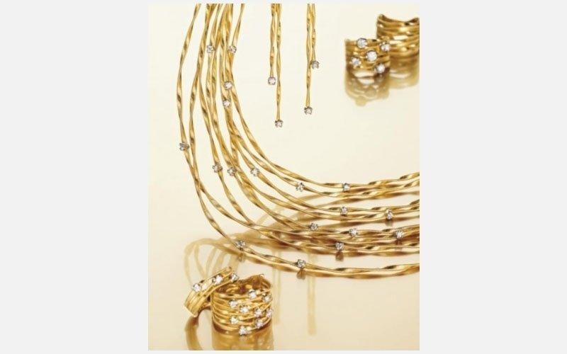 set collana, bracciale Linea marrakech