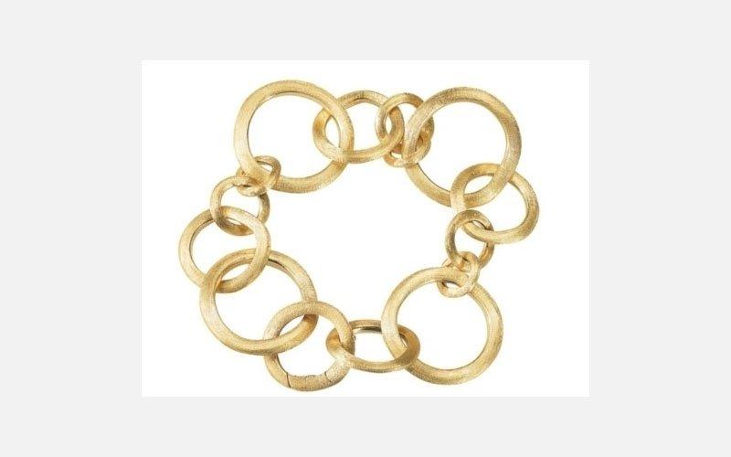 bracciale oro Linea jaipur