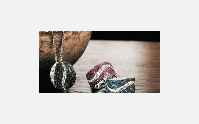 set collana e anelli
