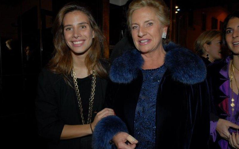 Margherita Tamraz e Marilu Gaetani D