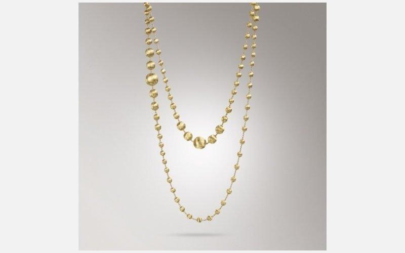 collana oro giallo disponibile
