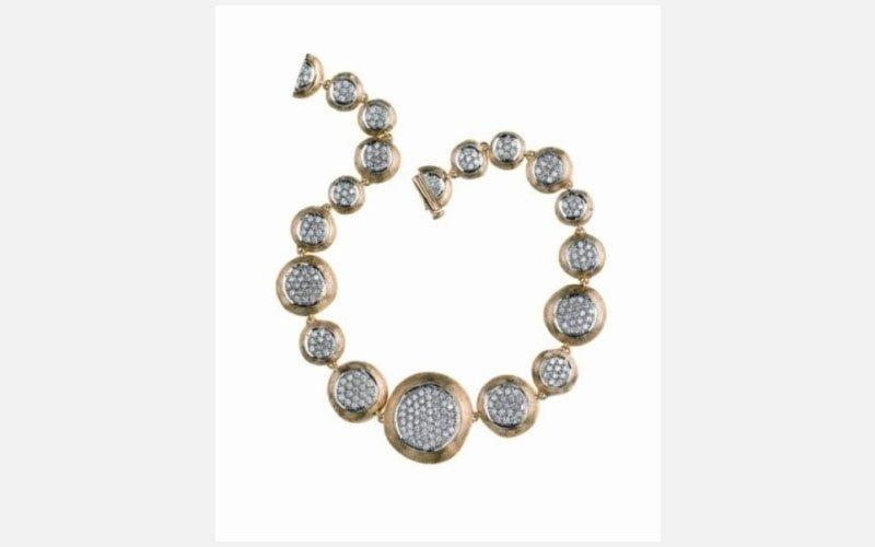 bracciale oro diamanti