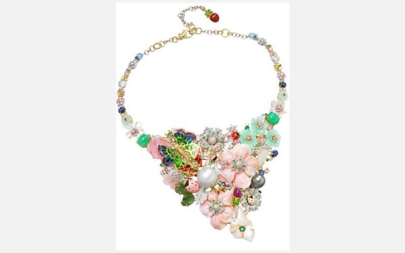 oro diamanti e smeraldi
