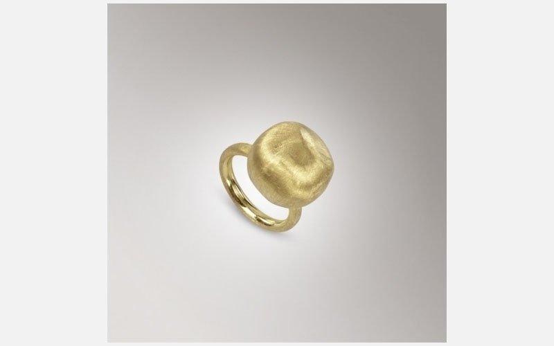 anello in oro giallo  Linea africa