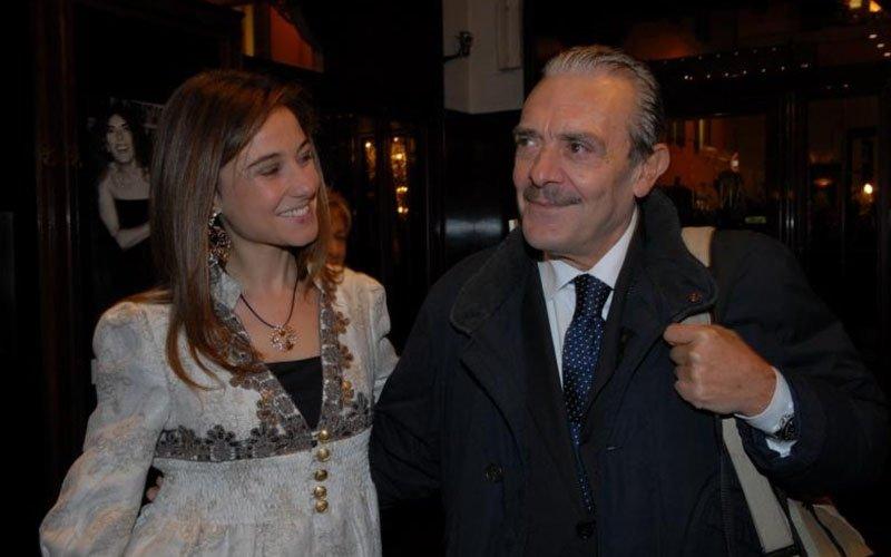 Maria Marigliano Caracciolo e Rino Barillari