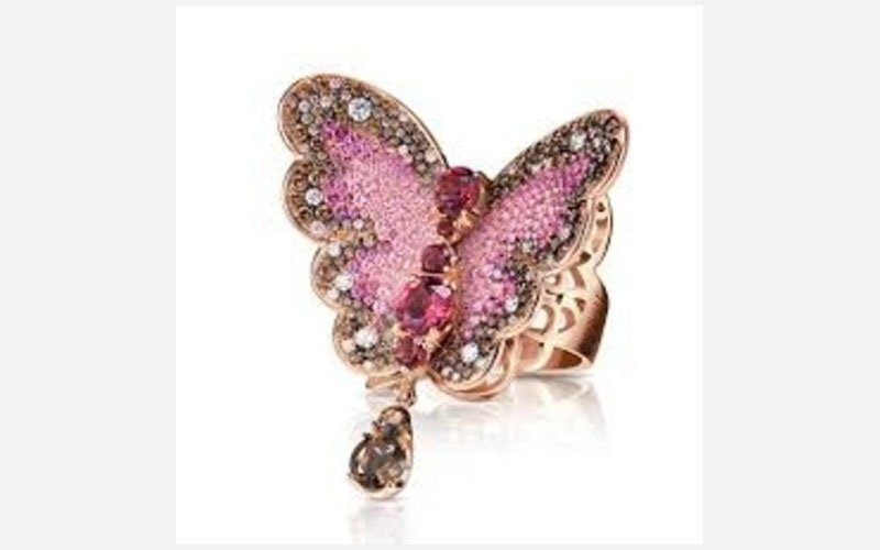 anello oro rose