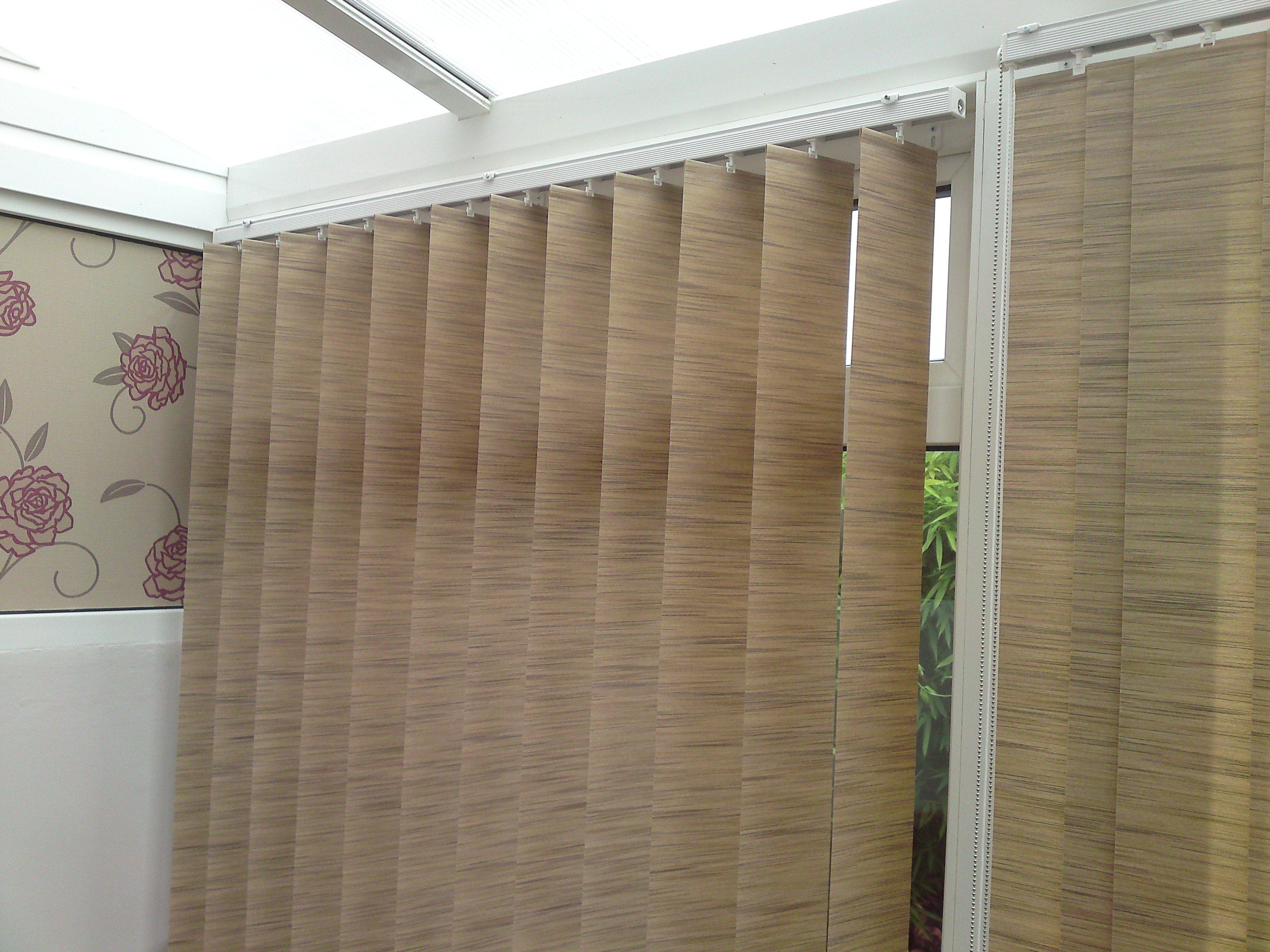large vertical blinds